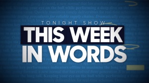 'Tonight Show' This Week in Words: Trump Taxes, BBC Dad