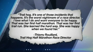 Florida Marathon Runner Gets Lost, Goes Missing for 12 Hours