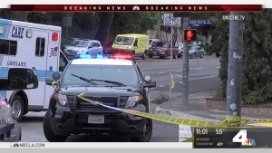Whittier Officer Killed in Shootout