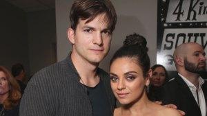Mila Kunis, Ashton Kutcher Welcome Second Child