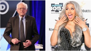 Bodak Bernie? Sanders, Cardi B Unite Over Social Security