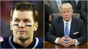 What's the Big Deal? Brady Speaks on Friendship With Trump
