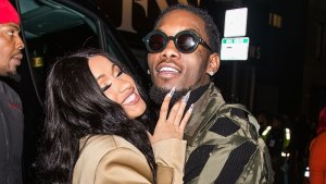 Cardi B Shares Never-Before-Seen Photo From Wedding Day