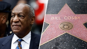 Cosby Walk of Fame Star Stays: Hollywood Chamber of Commerce