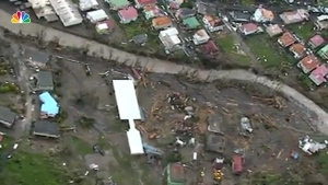 Aerial Footage Show Hurricane Maria's Wrath on Dominica