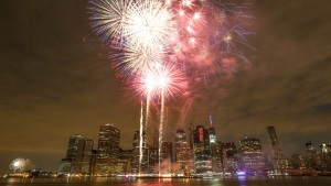 Kenny Chesney, Meghan Trainor to Perform at 'Fireworks Spectacular'