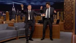 'Tonight': Gad Elmaleh Teaches Jimmy the Moroccan Hip Thrust
