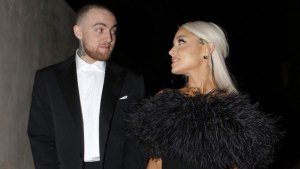 Ariana Grande Honored Mac Miller While Kicking Off New Tour