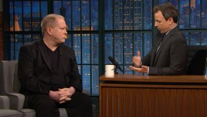 'Late Night': Darrell Hammond on Playing Clinton