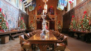 Hearst Castle: Holiday Twilight Tour