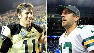 Aaron Rodgers Wishes Brother Well in 'Bachelorette' Finale