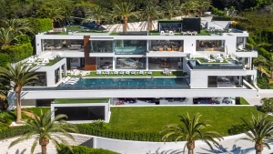 $250 Million Mansion: Inside the Most Expensive Home in US