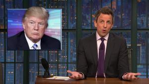 'Late Night': A Closer Look at Trump's Disturbing Week