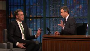 'Late Night': Dax Shepard's Characters Aren't Very Smart