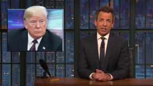 'Late Night': A Closer Look at Trump's Response to Cohen