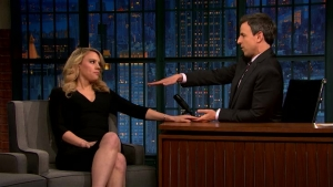 'Late Night': Kate McKinnon's Christmas Tradition