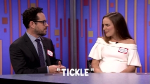 'Tonight Show': Password With Natalie Portman