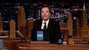 'Tonight Show': Screengrabs: Progressive Tool in Healthcare