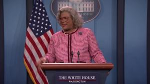 'Tonight': Madea as the White House Communications Director