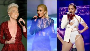 Pink Joins List of Stars Performing During Super Bowl Week <br />