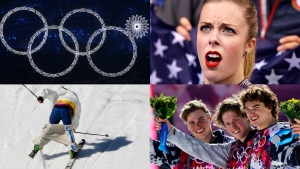 Most Memorable Moments of the Sochi Games