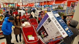 Black Friday Still on Track as Busiest Shopping Day: Survey
