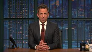 'Late Night': Seth Meyers Explains Teen Slang