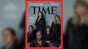 Time Person of the Year: Silence Breakers of #MeToo Movement
