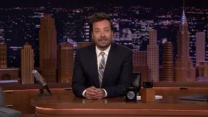 'Tonight': Jimmy Congratulates Jon Stewart on Congress Speech