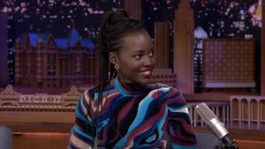 'Tonight': Lupita Nyong'o's Rapping Alter Ego Freestyles