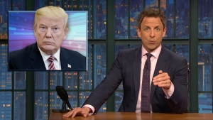 'Late Night': A Closer Look at New Russia, Cohen Bombshells