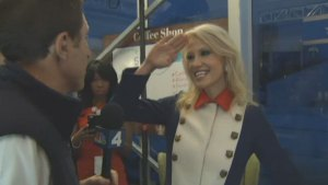 Conway Dons 'Trump Revolutionary Wear' for Inauguration