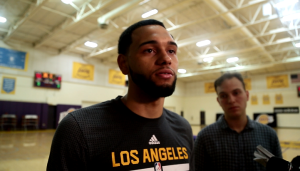 Lakers Tyler Ennis Found Out He Was Traded on Twitter