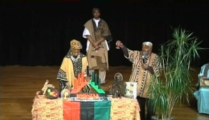 Kwanzaa Gwaride Parade Comes to South LA