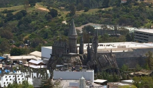 Traffic Updates: Wizarding World of Harry Potter