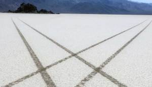 Investigators on Trail of Death Valley Joyriding Vandal