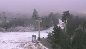 Southern California Mountain Snow Days