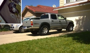 Woman Finds Own Stolen Truck After Police Error