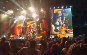 At Least 30 Arrested at Guns N' Roses Concert in NJ: Police