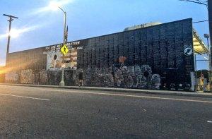 Veterans' Mural Vandalized Ahead of Memorial Day in Venice