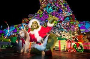 Celebrate the Who-lidays at Universal Studios' Grinchmas
