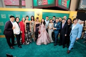 'Crazy Rich Asians' Cast Sends Stunning Message at the LA Premiere