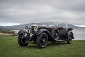 Photos: 1931 Bentley Takes Top Honors at the 2019 Pebble Beach Concours d'Elegance