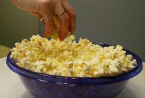 Popcorn Showdown in Santa Monica