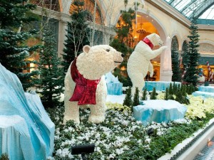Bellagio's Winter Wonderland