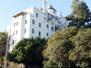 Room 59 Shines at Chateau Marmont