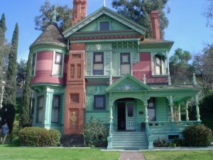Haunted Orange County Meets Heritage Square