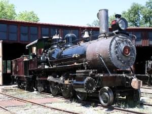 Riding the Movie Star Locomotive