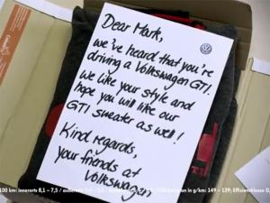 VW Sends Mark Zuckerberg A Love Letter