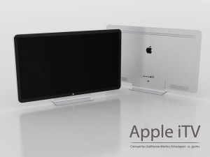 Apple Working on iTV for 2012